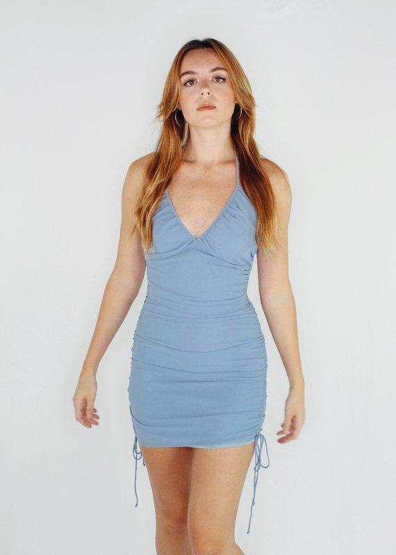 Cotton Candy Brunchin Breeze Dress