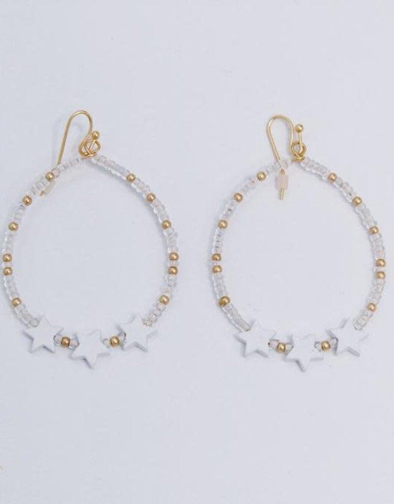 U.S. Jewelry House (New York Style) Shooting Star Earrings