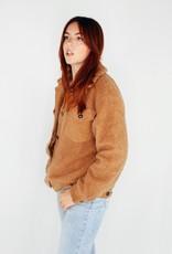 She + Sky Teddy Trucker Jacket