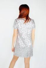 She + Sky Disco Ball Dress