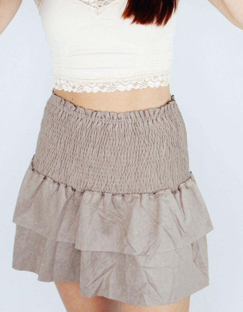 She + Sky You're So Vein Skirt