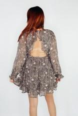 She + Sky Making Memories Dress