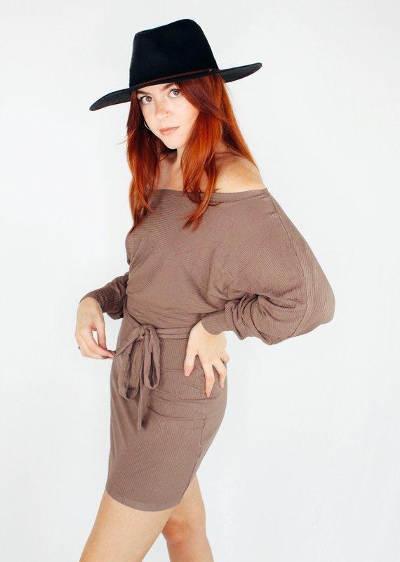 She + Sky All in for Dolman Dress