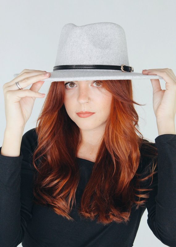 Jeanne Simmons Fedora Of Your Dreams