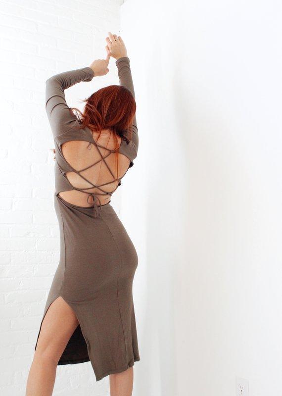 HYFVE City Midi Dress