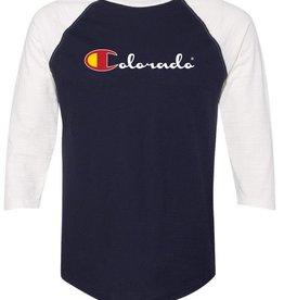Champion Colorado 3/4 Sleeve Tee