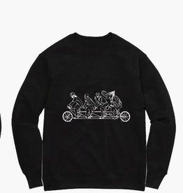 Unity Gang Embroidered Fleece Crew