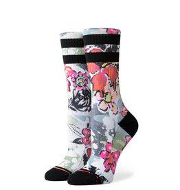STANCE - Soul Flower Crew Socks