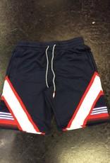 Reason Color Block Shorts