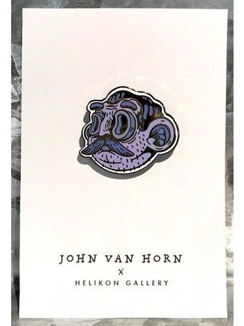 John Van Horn Lapel Pin