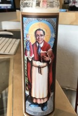 St. Fred Candle by Zach White