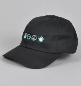Quiet Life World Peace Dad Hat