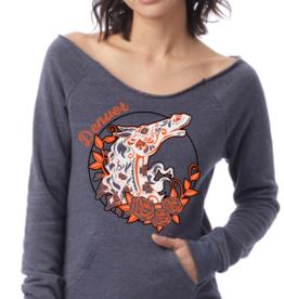 Dia del Caballo Women's Sweatshirt