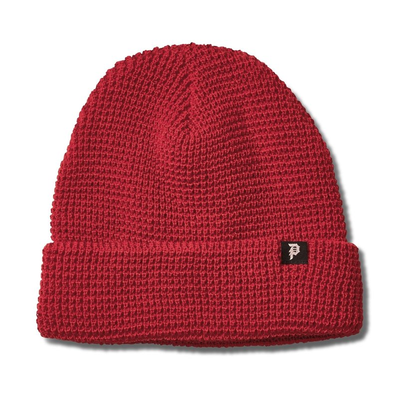 Primitive Dirty P Waffle Two-Fer Beanie