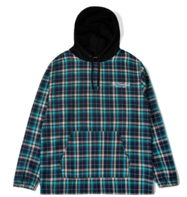 The Hundreds Grime Hooded Longsleeve