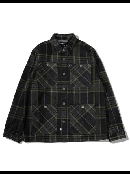 The Hundreds The Hundreds Tartan Shirt Jacket