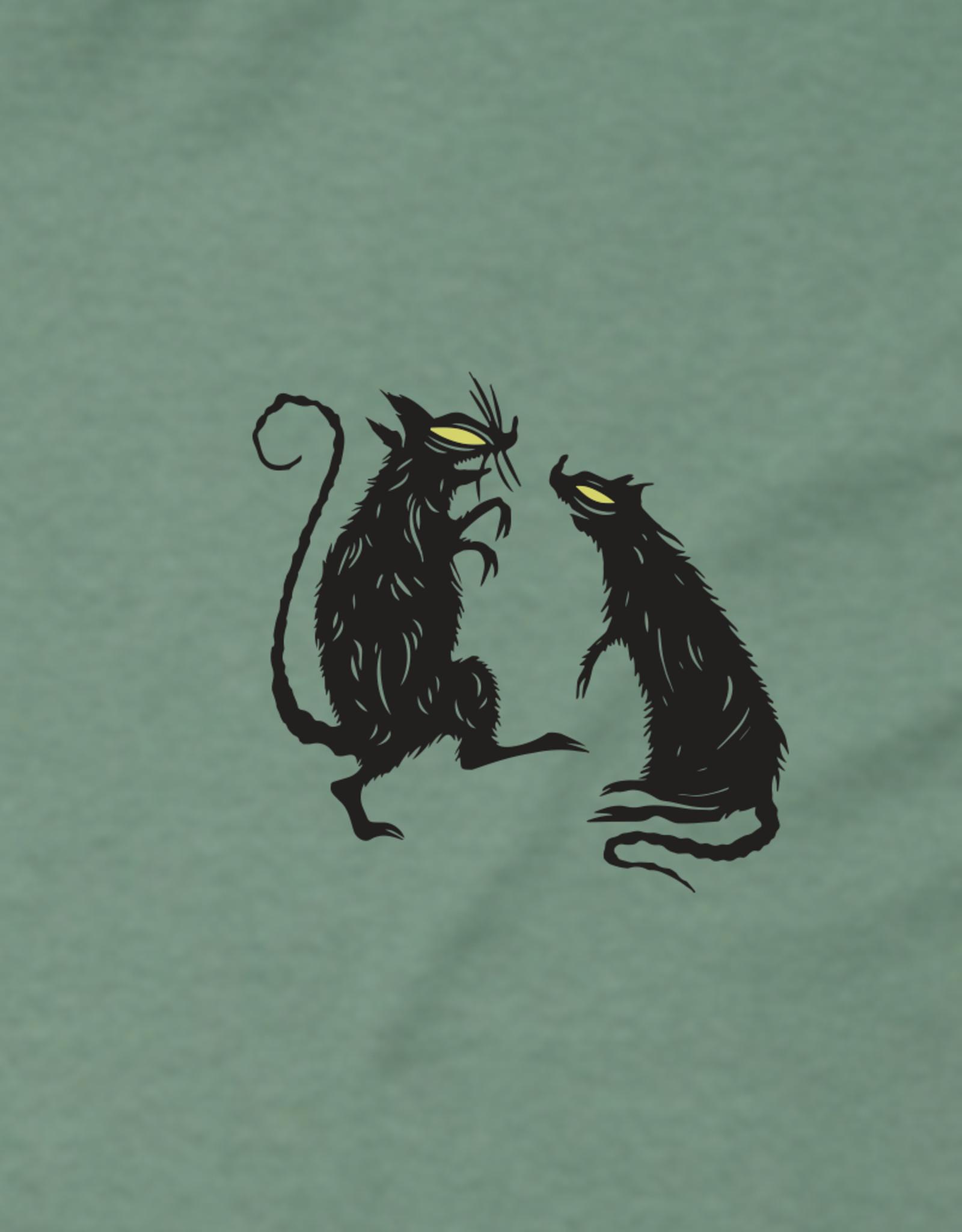 Rats By Elissa Eaton