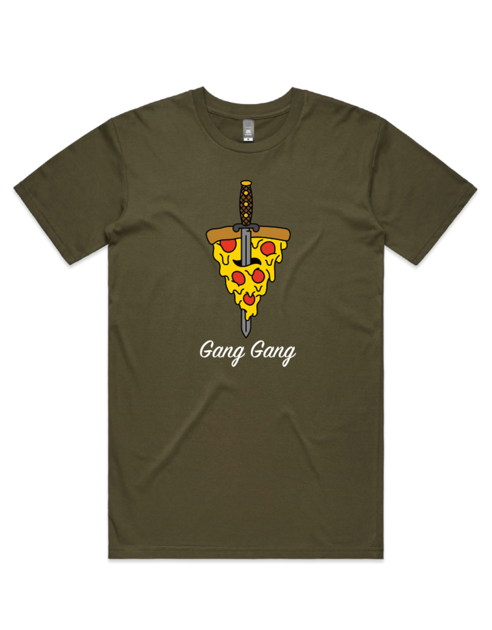 Pizza Gang Short Sleeve Tee