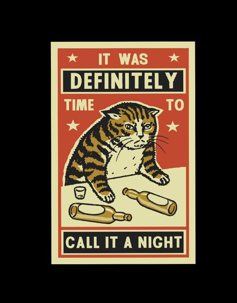 Call it a Night Womens Tee