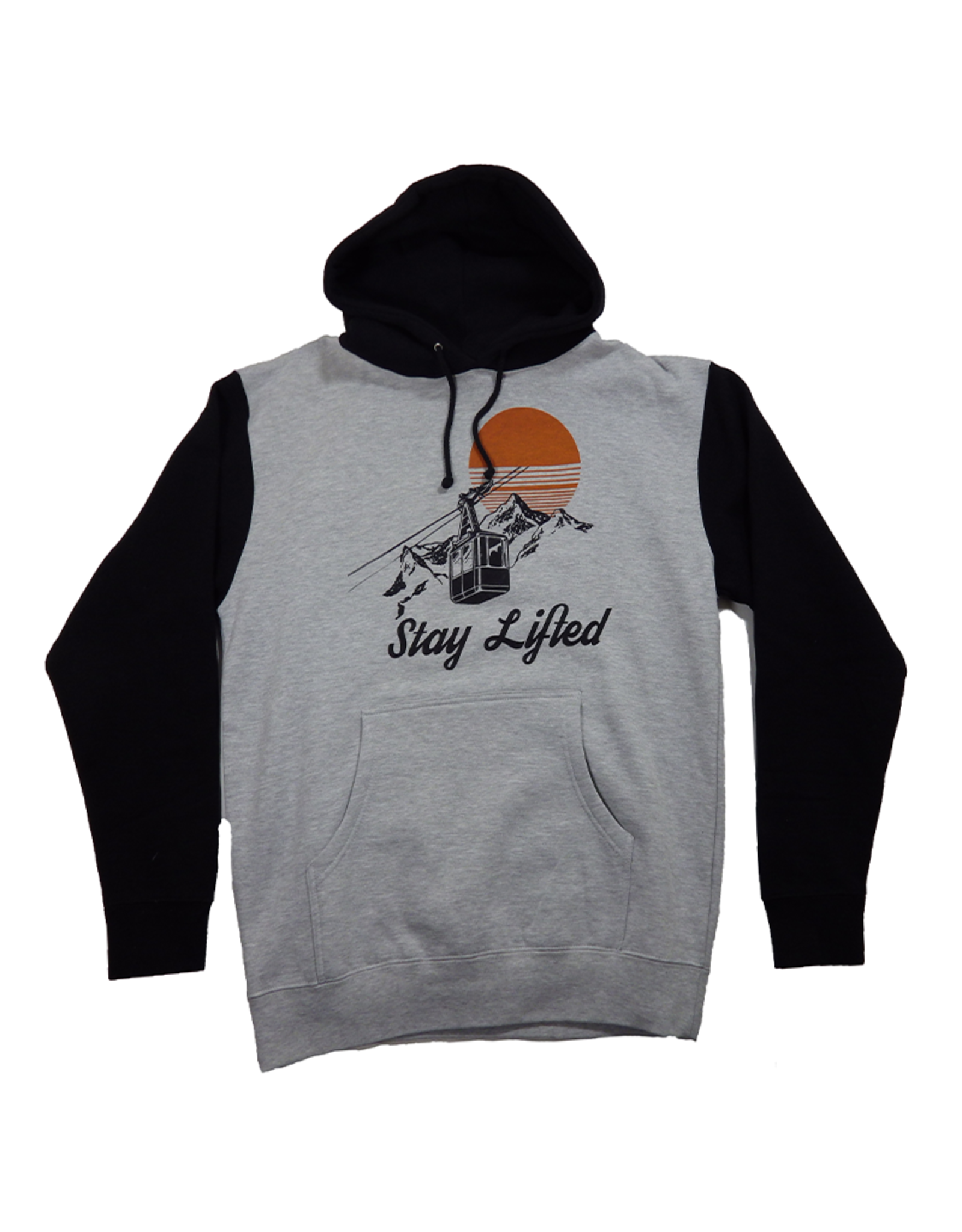 Stay Lifted Hoodie