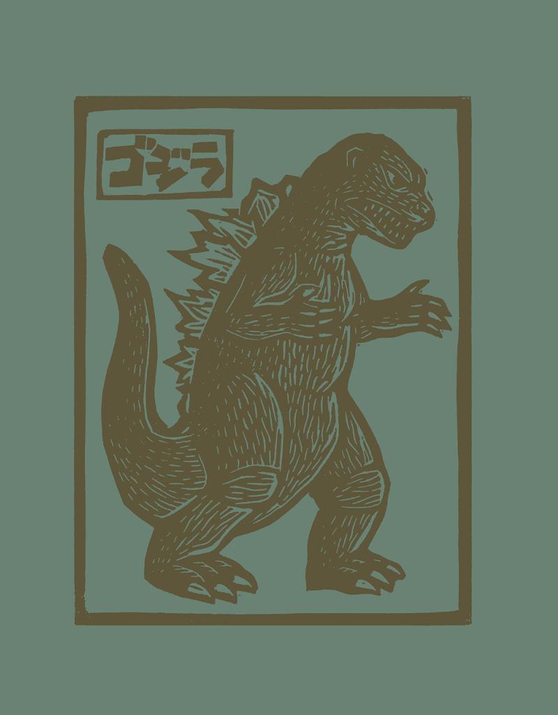 Godzilla Hoodie