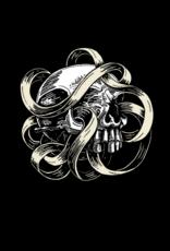 Skull & Ribbon Womens by John Van Horn