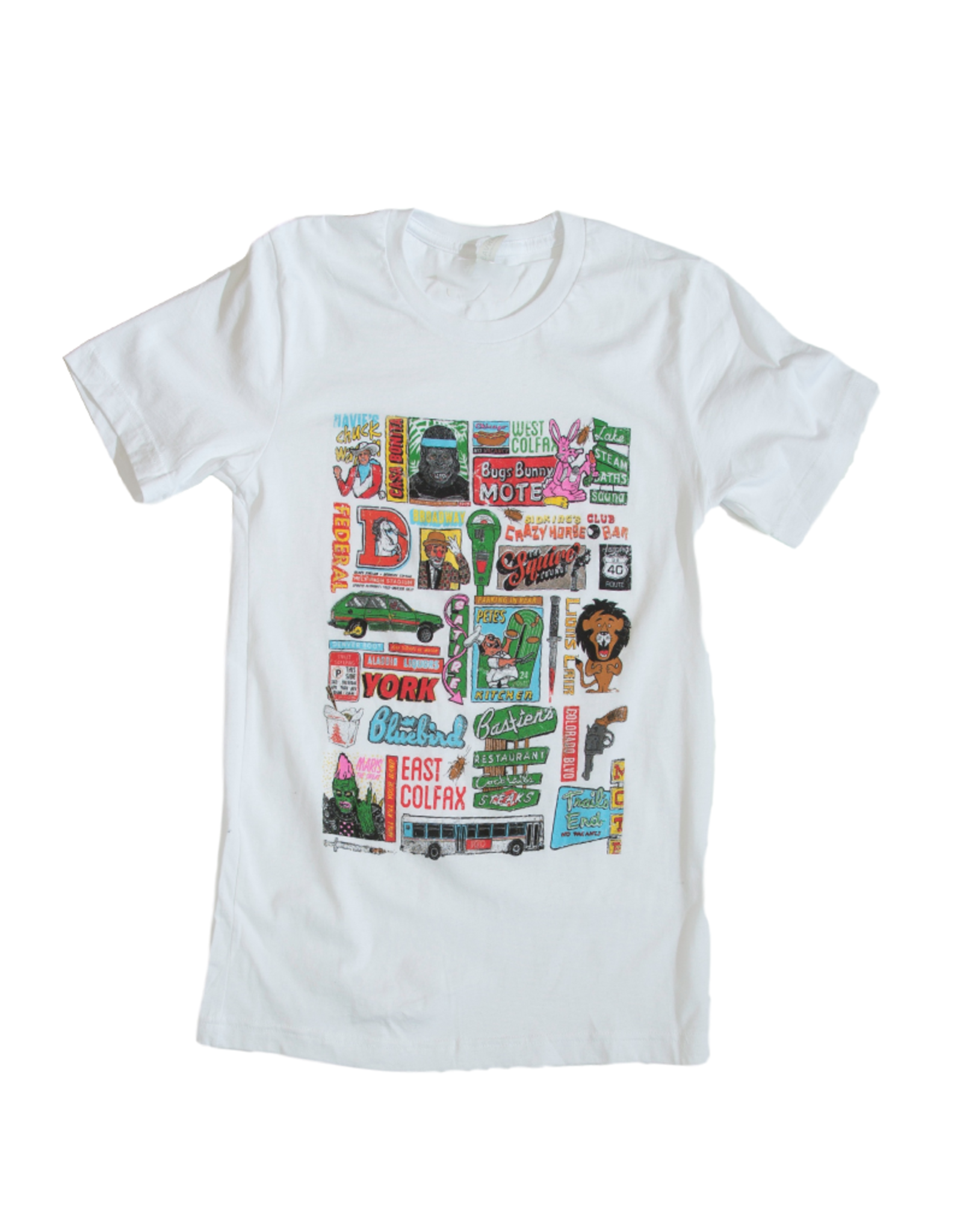 """""""Just the Fax"""" Tee by Chris Huth"""