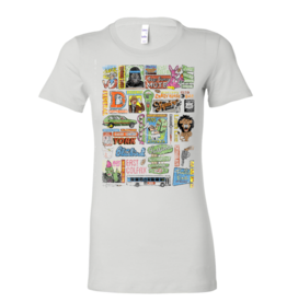 """Just the Fax"" by Chris Huth Women's Tee"