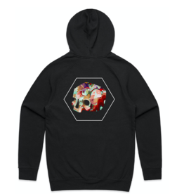 Cutty Up Hoodie