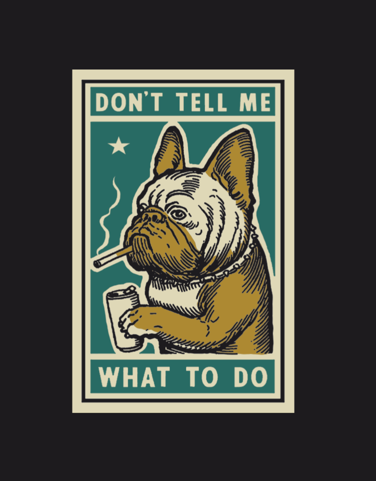 Don't Tell Me by Ravi Amar Zupa Women's Tee