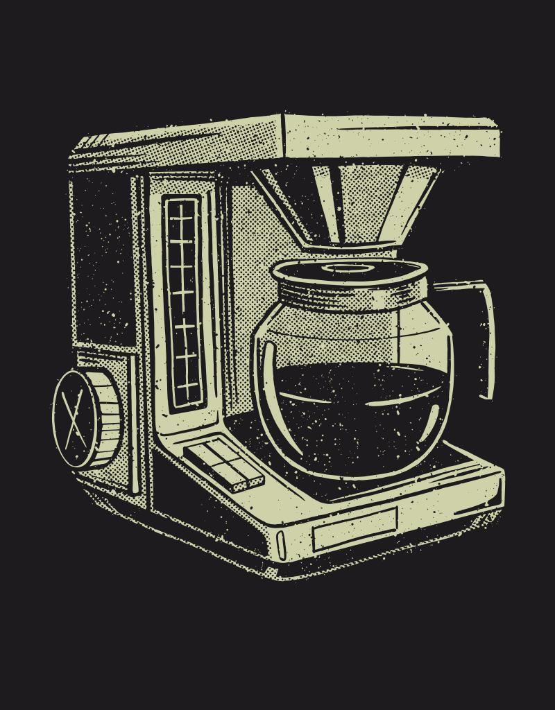 Fresh Pot! By John Van Horn