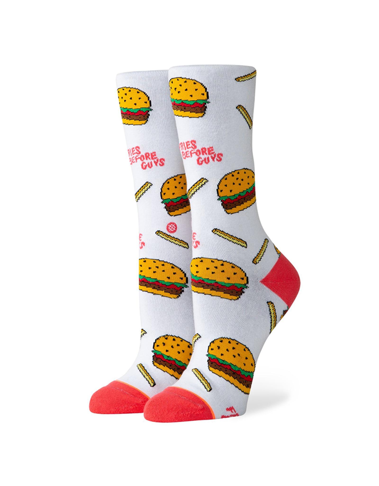 STANCE - Fries B4 Guys Socks