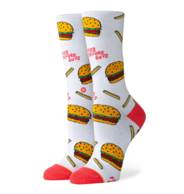 STANCE - Fries B4 Guys Socks