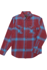 Dark Seas Rodriguez-Woven Flannel