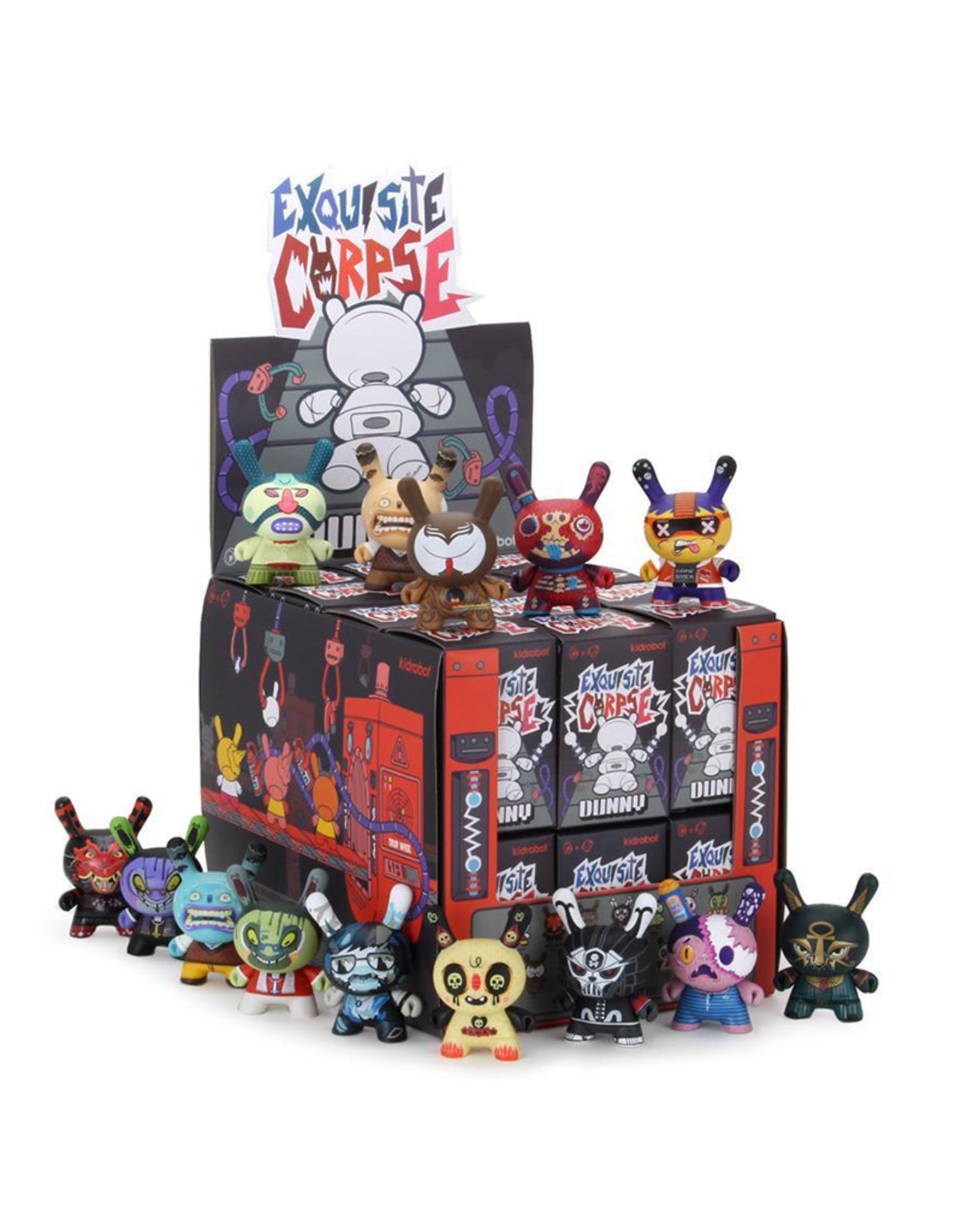 Kid Robot Exquisite Corpse Dunny Series