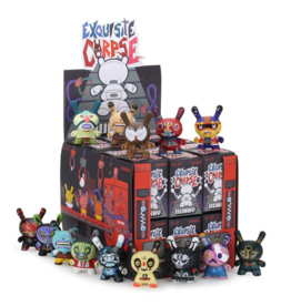 Kid Robot Exquisite Corpse Dunny Series