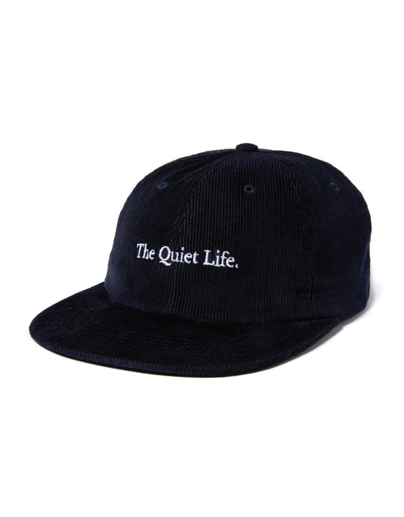 The Quiet Life The Quiet Life Serif Cord Polo Hat