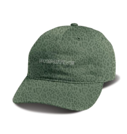 Primitive Expedition Cheetah Print Dad Hat