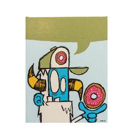 Dave Palmer Donut 12x16