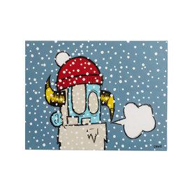 Dave Palmer Snow Storm 18x24