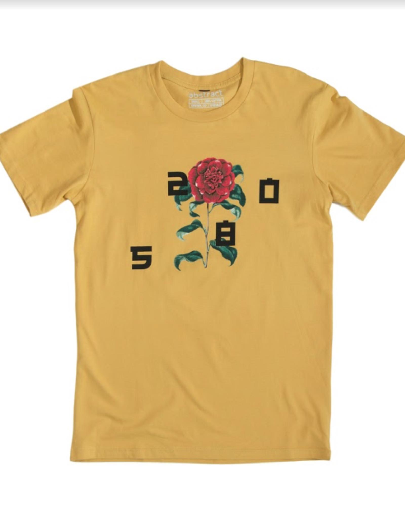 5280 Flower/Geisha Tee