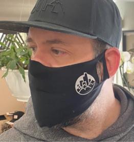Abstract Denver Cityscape Masks
