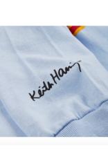 "Diamond Supply Co. Diamond Supply x Keith Haring ""Howlin' Wolf"" Long Sleeve"