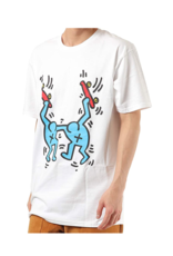 "Diamond Supply Co. Diamond Supply x Keith Haring ""Stand Together"" Tee"