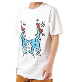 "Diamond Supply Co. Diamond Supply x Keith Haring ""Stand Together"" Tee"