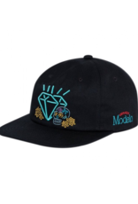 Diamond Supply Co. Diamond Supply Modelo Neon Sign Snapback