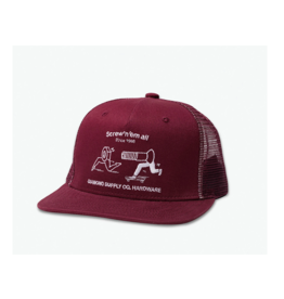 Diamond Supply Co. Diamond Supply SCREW 'EM ALL Trucker Hat