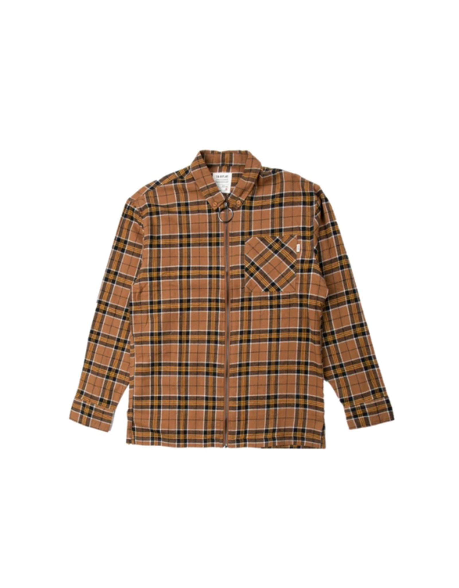 Fairplay Ozias Plaid Flannel Long Sleeve