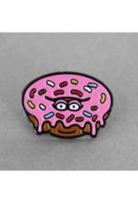 Fat Kid Lapel Pin