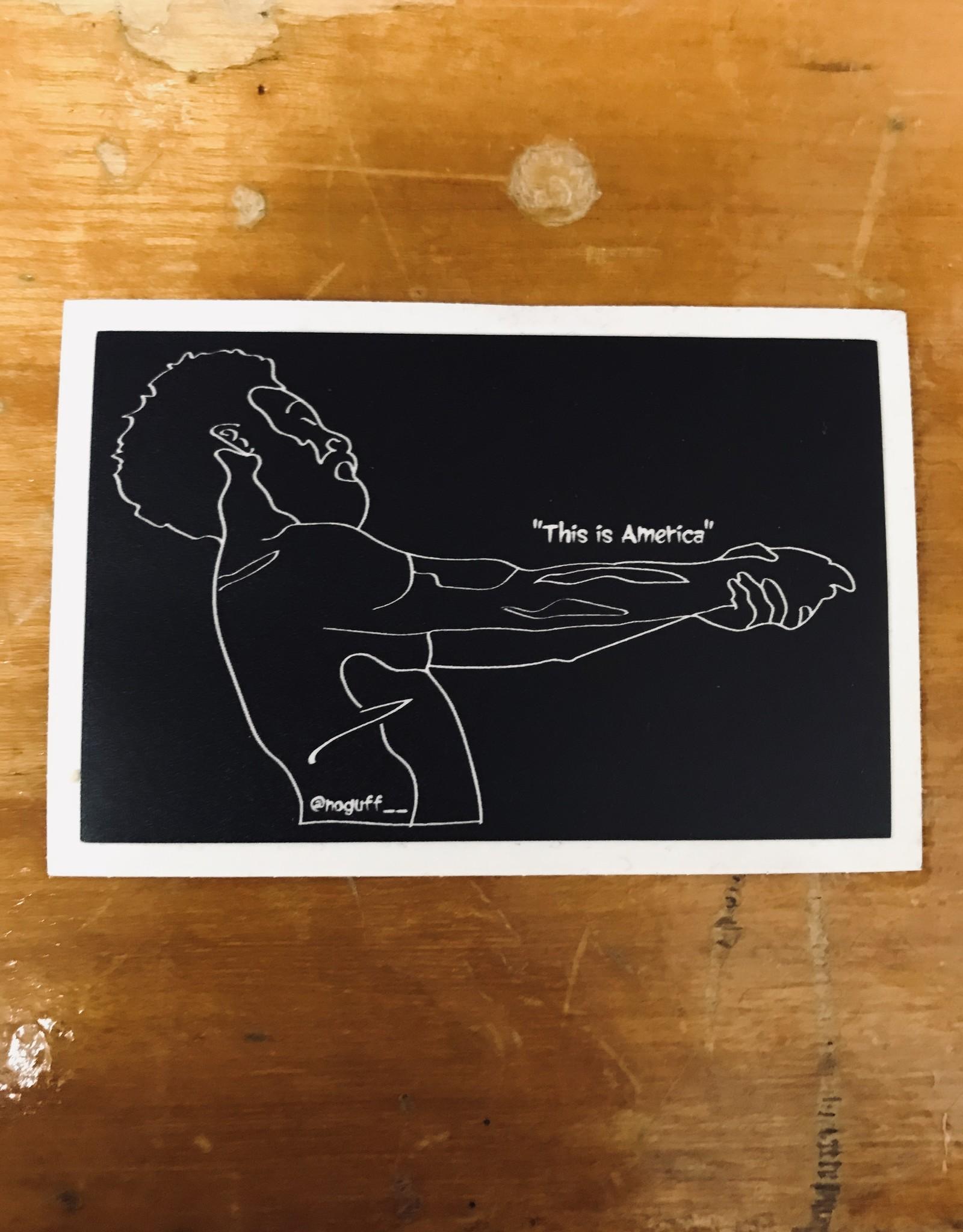 Bino Sticker